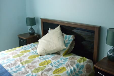 Double warm cosy bedroom in Lucan - Lucan - Bed & Breakfast