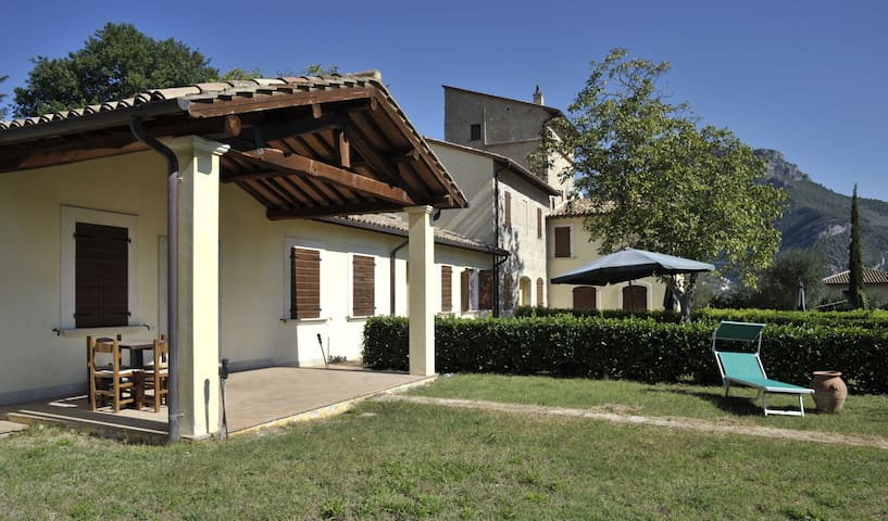 Santa croce:rilassati in Umbria!! - Ferentillo - Apartment