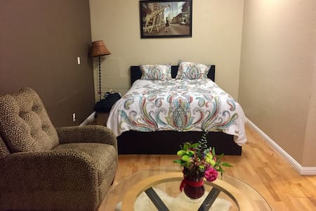 Private cozy room blocks from HQ - Menlo Park - Σπίτι