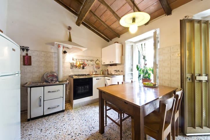 pretty house in ALTA MAREMMA - Roccastrada - Hus