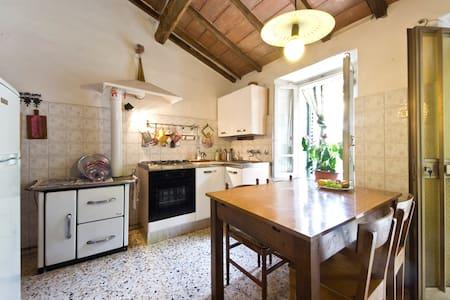 pretty house in ALTA MAREMMA - Roccastrada - Hus