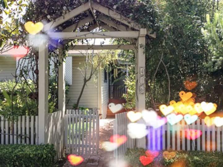 Craftsman Home #3, Tropical Garden