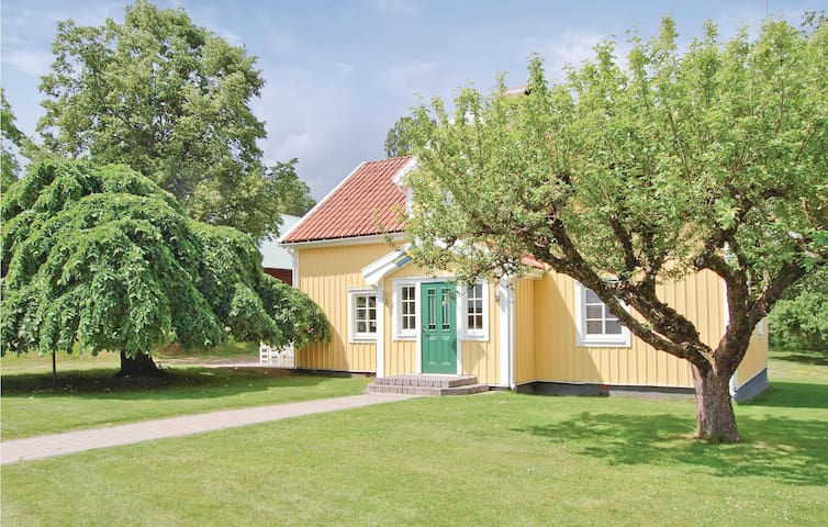 Holiday cottage with 5 bedrooms on 210m² in Vimmerby
