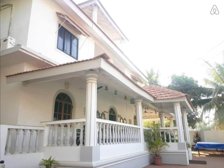 Two Bed Room Apartment In Goa