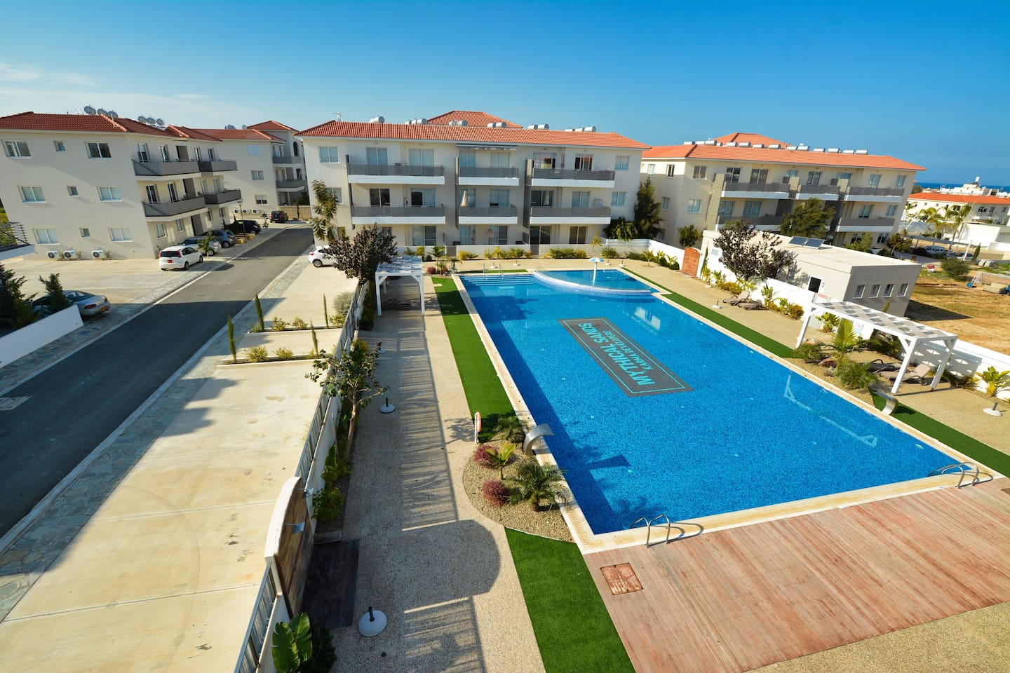 Mythical Sands Resorts and Spa - Kapparis