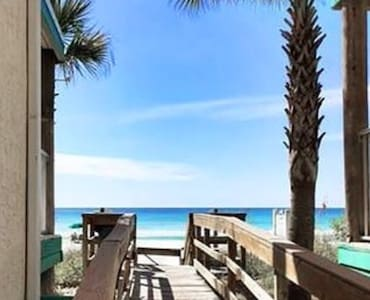 Burts Beach therapy-Family beach condo