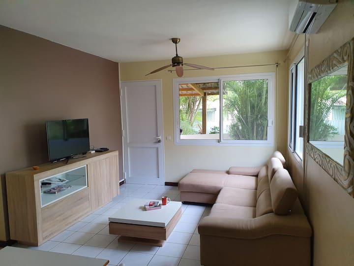 Bel appartement F3 - Anse-Vata - Idéalement placé