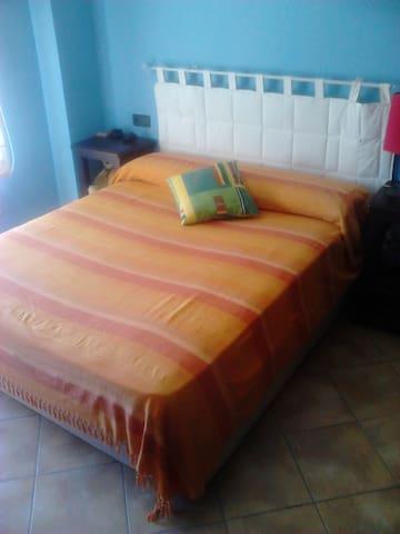 Habitación privada para 2 personas - L'Alcora - Bed & Breakfast