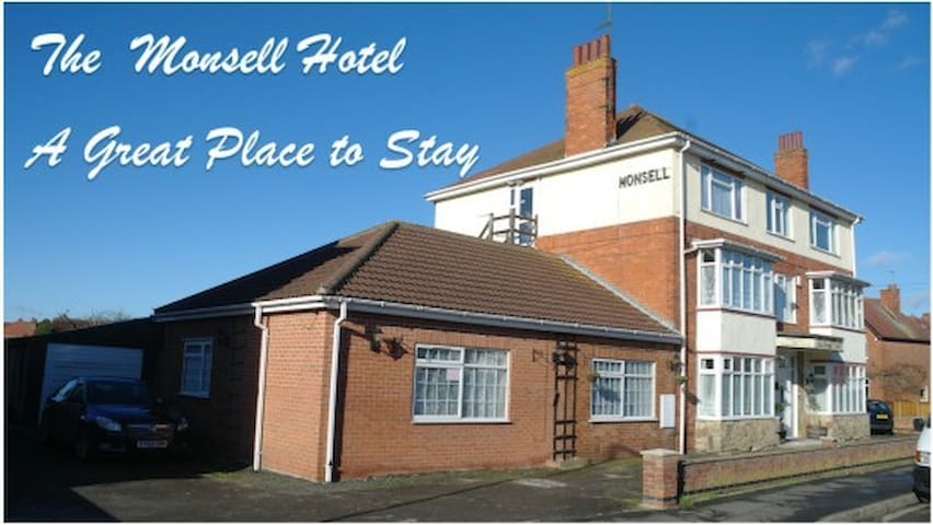 THE MONSELL HOTEL - Skegness - Muu