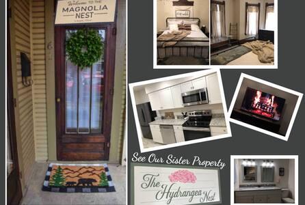 Magnolia ~ Comfy & Safe ~ Downtown