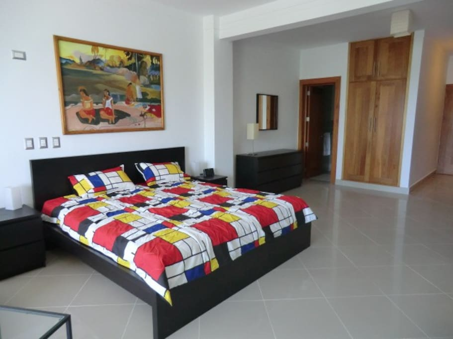 This roomy studio apartment is the perfect base from which to explore the North Coast of the DR