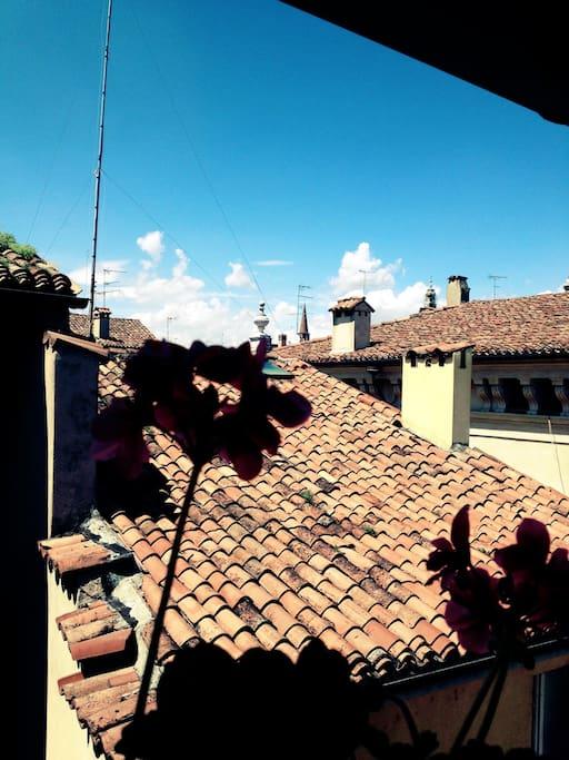 I tetti della casa