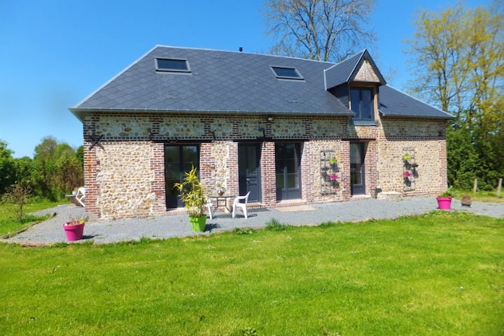 House with one bedroom in Fort-Moville, with enclosed garden