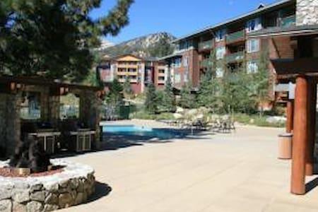 Ski-In Juniper Springs Lodge #238 - Mammoth Lakes - Wohnung