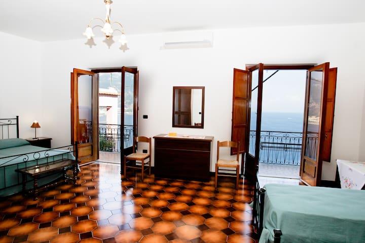Scenic house in Amalfi Coast - Ravello - House