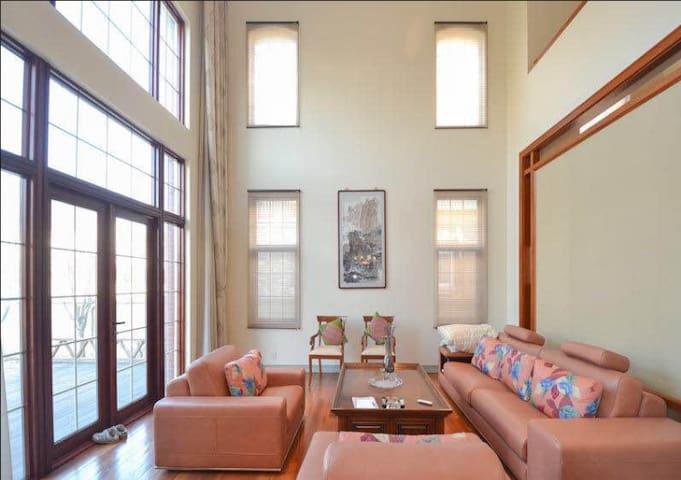 便捷温馨小公寓 拎包入住 - Langfang - Appartement
