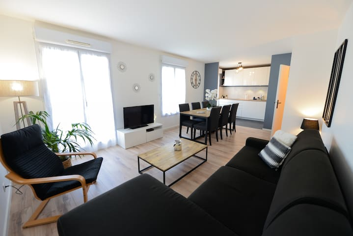 Charming 3 rooms apartment duplex Disneyland Paris
