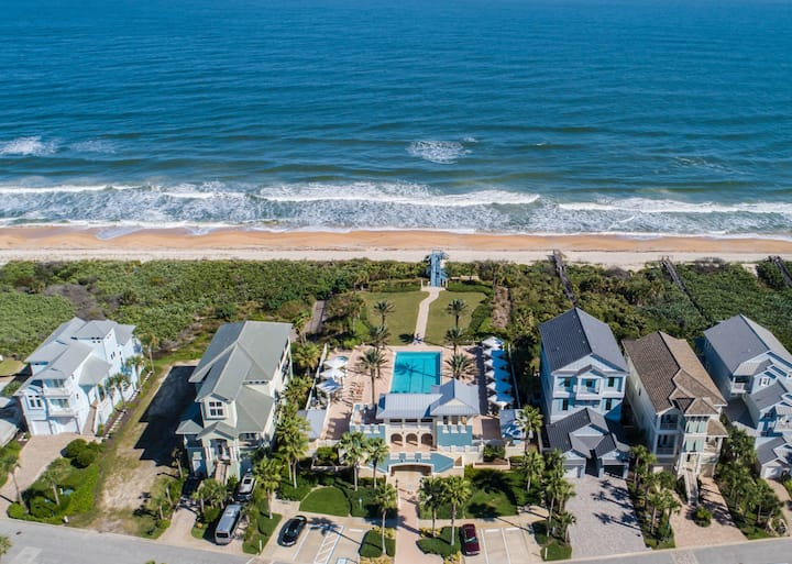 Hammock Beach Golf Resort and Spa - 3 BR 353 Oceanview Condo in Cinnamon Beach