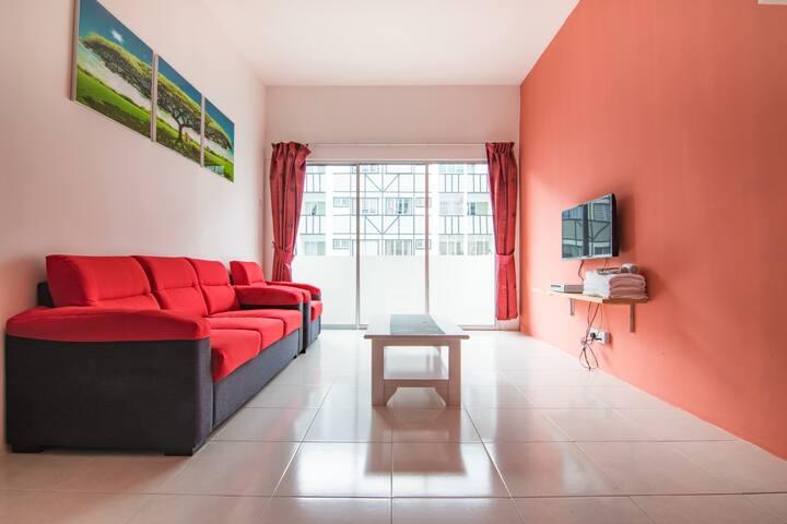 Cameron Highlands Home-stay (Cameron Jaya) B7