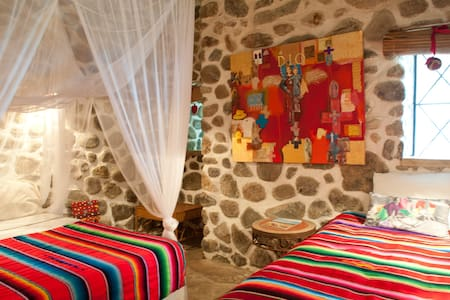 Casita Piedra at Casa Arriba- STONE - AVAILABLE - Sayulita