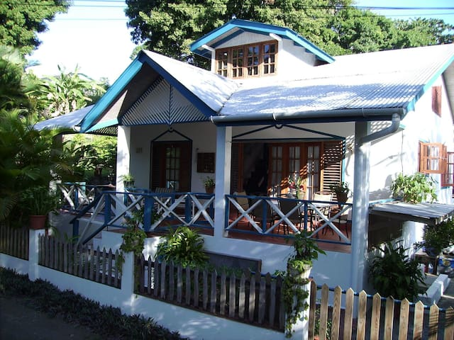 Jemas Guesthouse and Apartme Tobago