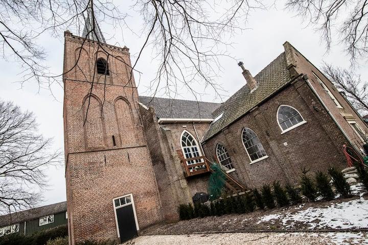 Former church near Amsterdam/Hoorn