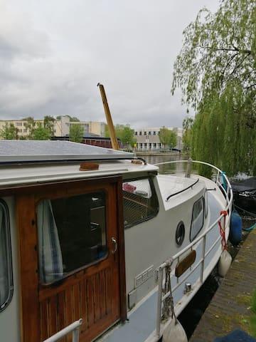 Mystic_Boat in Amsterdam