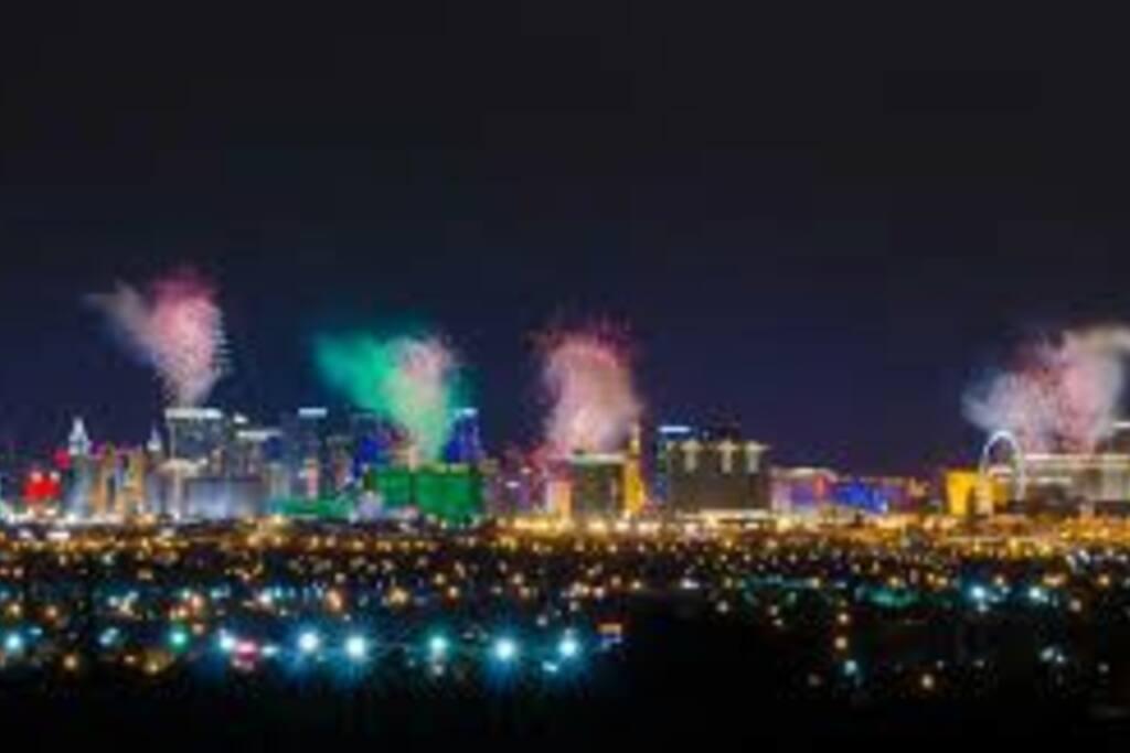1 mile from  Las Vegas Strip