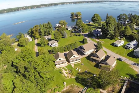 Loon Lodge, Thousand Islands - Hammond - Casa