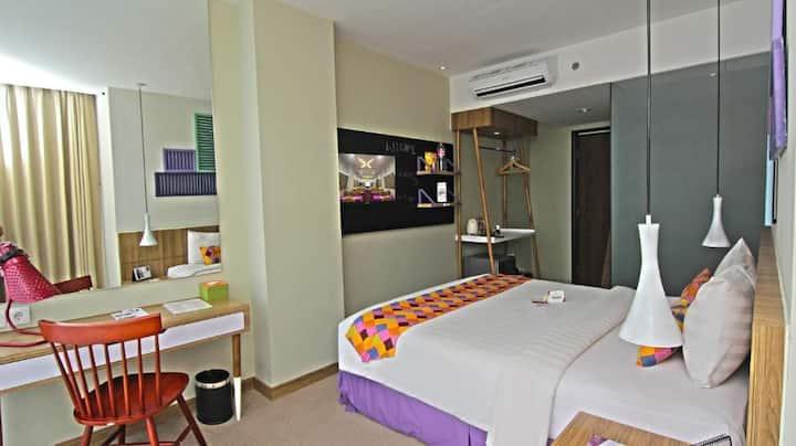 Spledid Room Deluxe At Yogyakarta
