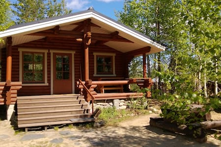 Summer cottage with Finnish style sauna