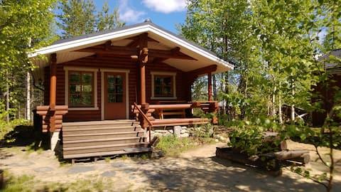 Summer cottage with Finnish style sauna