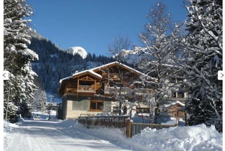 Cosy apartment in a typical Chalet - Pralognan-la-Vanoise - Шале