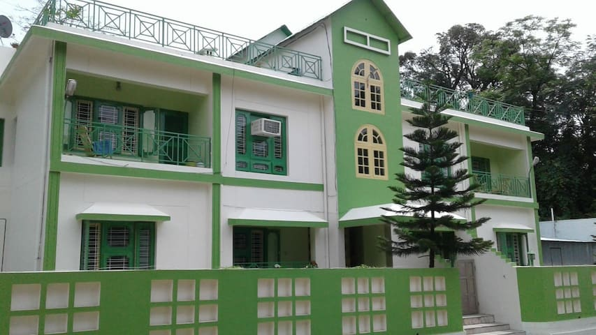 Vila space in country side location