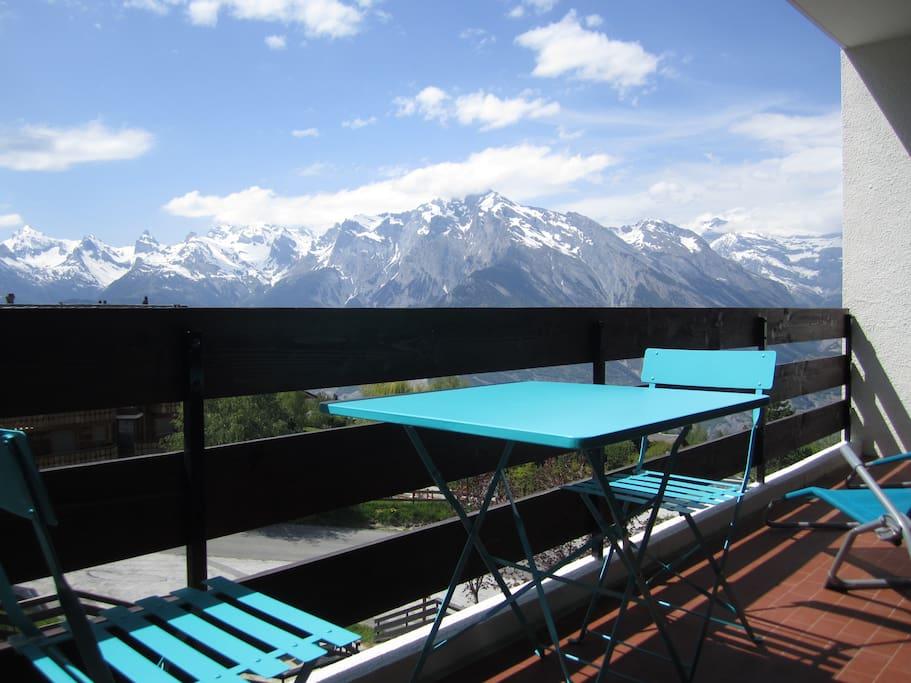 Enjoy a fantastic view!