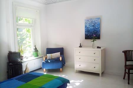 Traumraum im Herzen von St. Pauli – groß & ruhig