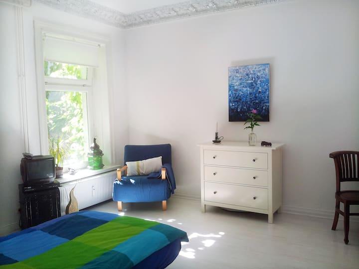 lovely room in d' heart of St.Pauli