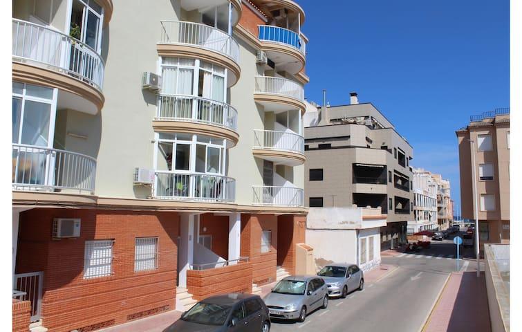 Holiday apartment with 1 bedroom on 24m² in Torrevieja