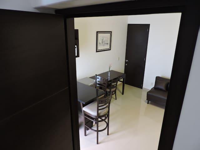 Cómoda suite en la colonia Juárez (Junior suite5a) - Colonia Juárez - Condomínio