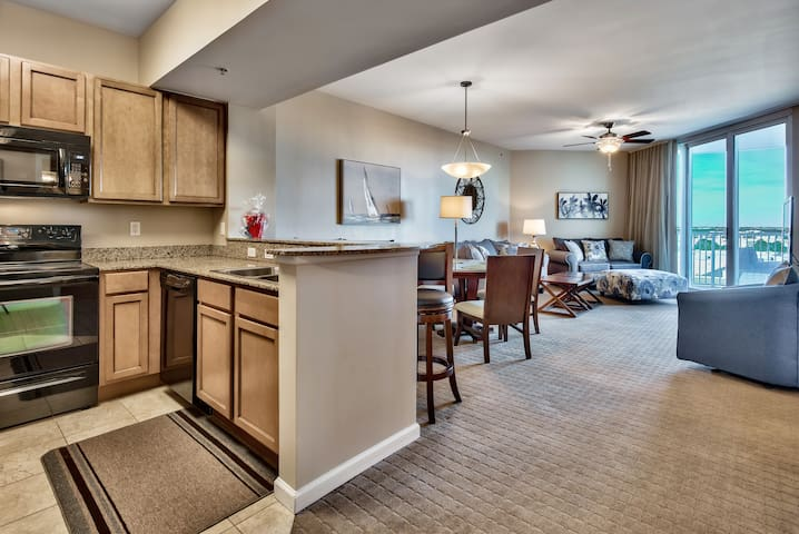 The Palms 1804 ~ 8th Floor ~ 2BR/2BA ~ NEW!