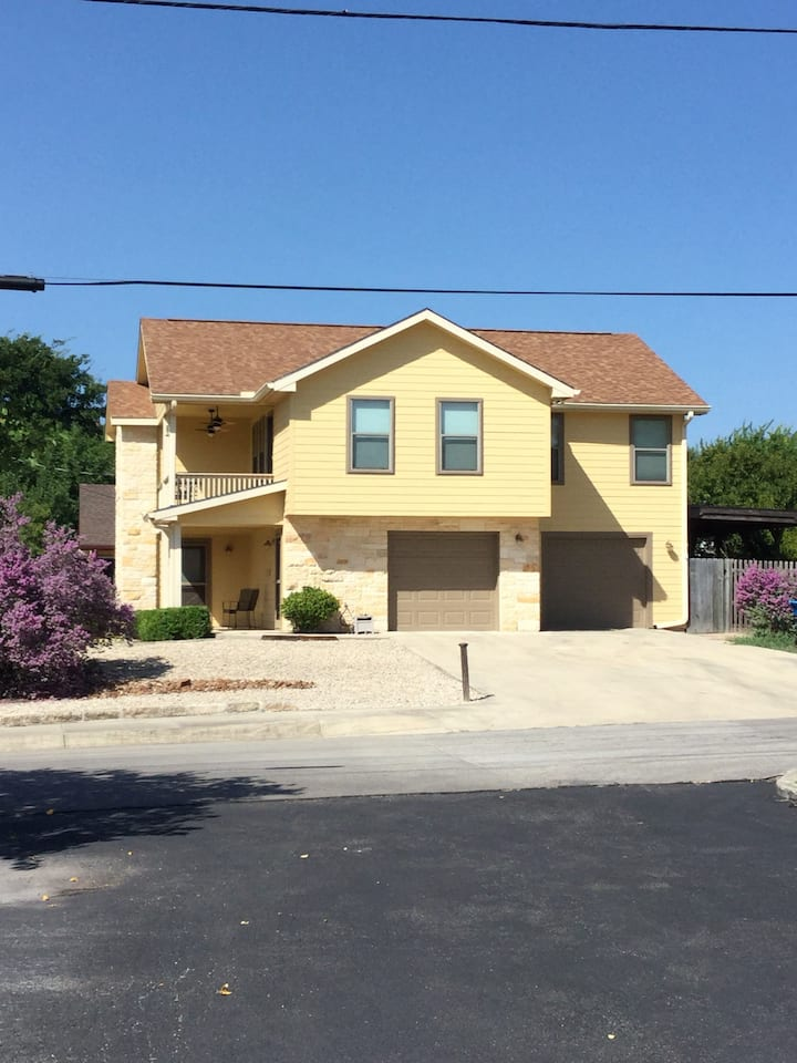 Kerrville Midtown Home