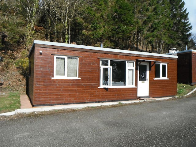 1 Bedroom Chalet, sleeps 4 and is Pet Friendly