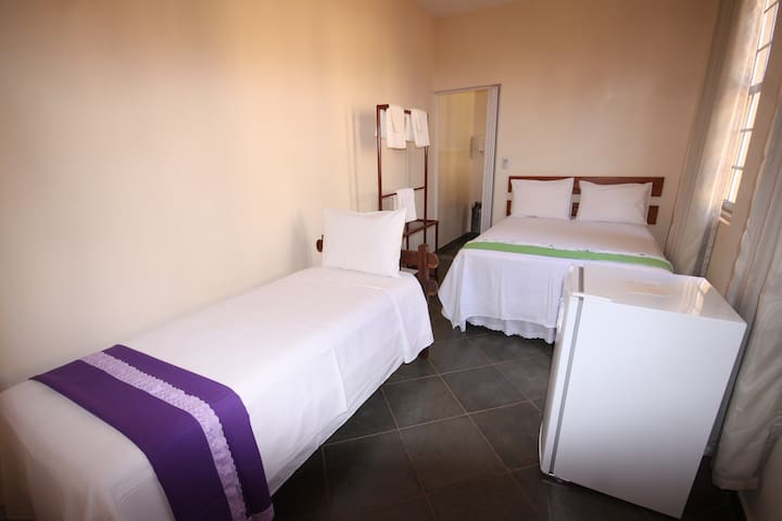 Apartamento 101 Pousada Espaço do Turista
