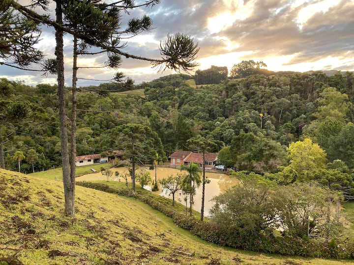 Refúgio Porto da Serra - Rancho Queimado - SC