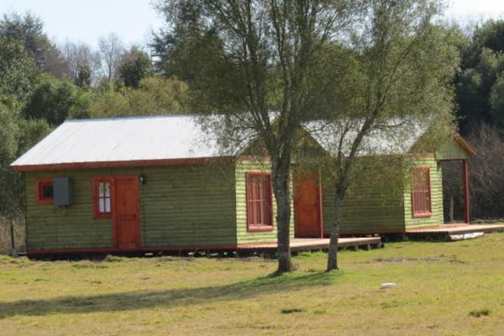 Cabaña en el campo