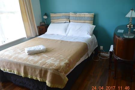 Double bedroom next to city centre_John'house - 奥克兰 - 别墅