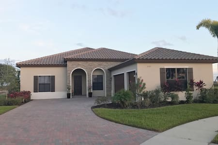 Beautiful House in Naples area, Florida