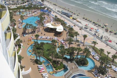 Daytona Beach 1 BD Suite Wyndham Ocean Walk - Daytona Beach - Villa