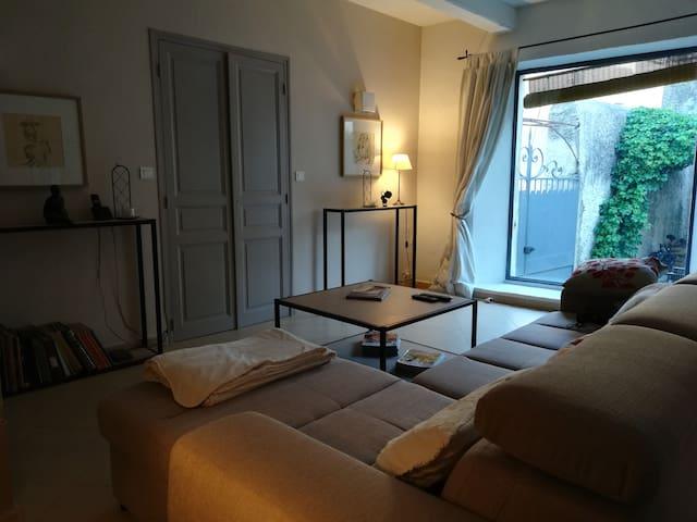 Magnifique maison de 80 m² avec cour privative