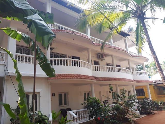 Standard Room near baga beach